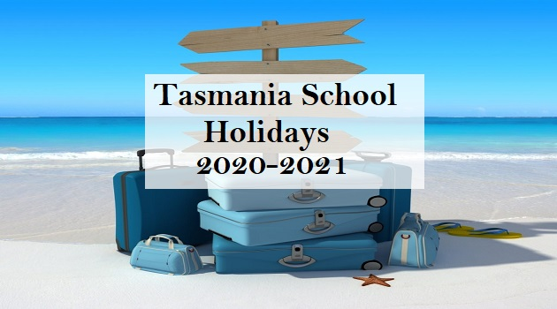 school holidays tasmania
