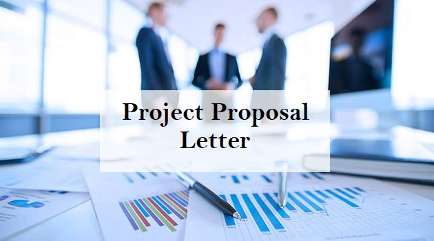 project proposal letter